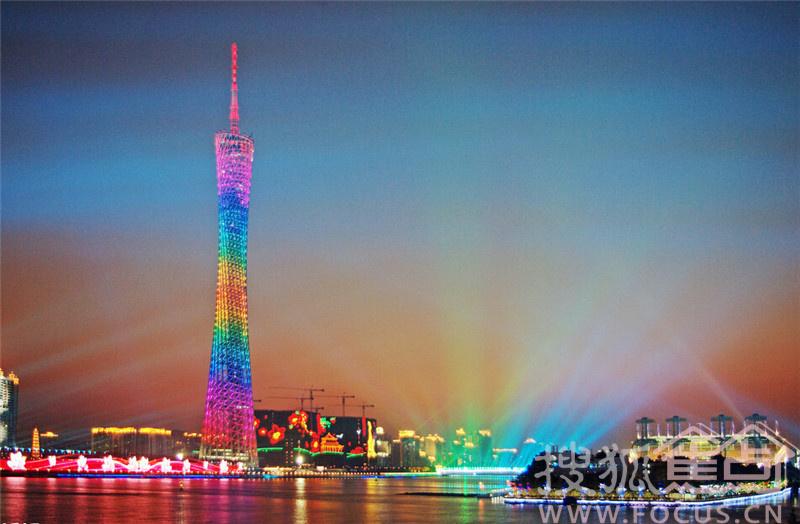 一城一建筑 盘点中国各大城市地标建筑
