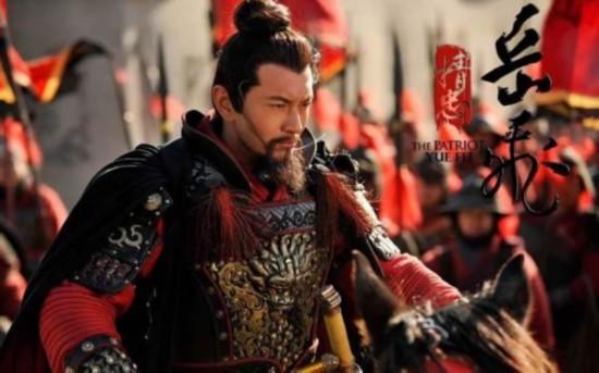 中国古代十大含冤而死名将