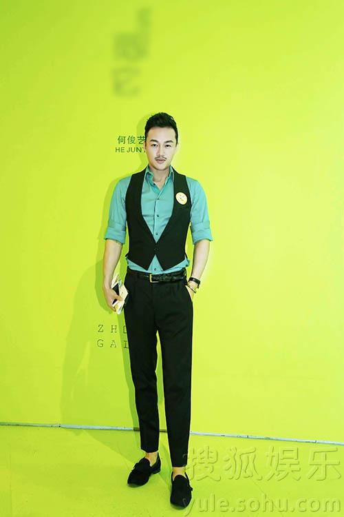 马宁ian出席品牌关活动 关爱聋哑儿童