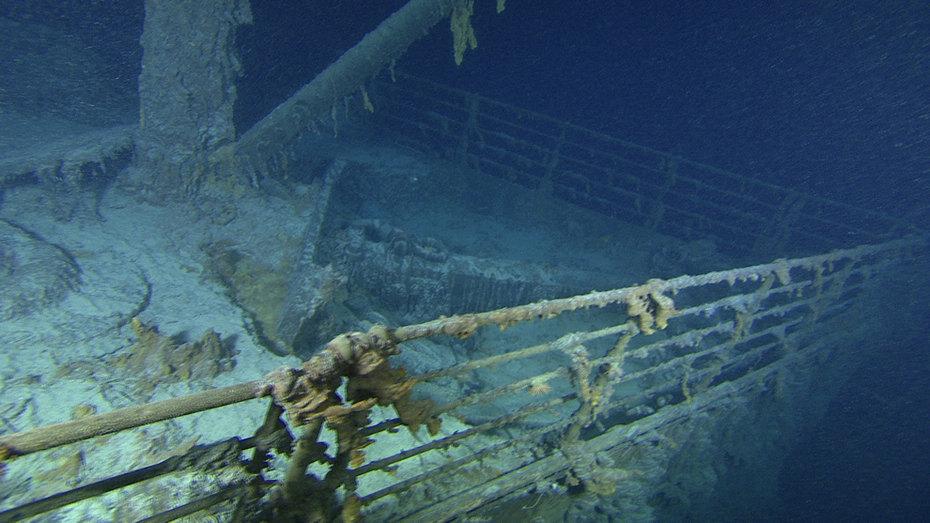 泰坦尼克号沉没一百周年特辑二【新闻·大视野】 - 梦幻12315 - 梦幻人生家园