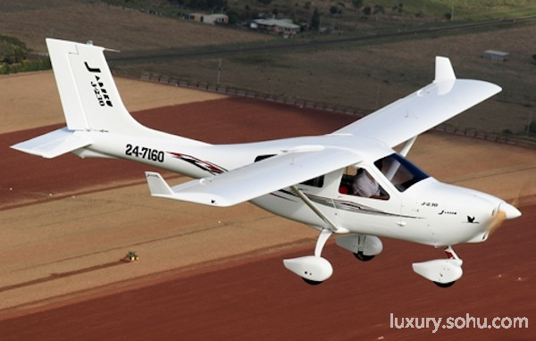 淘宝开卖私人飞机 仅1元起售