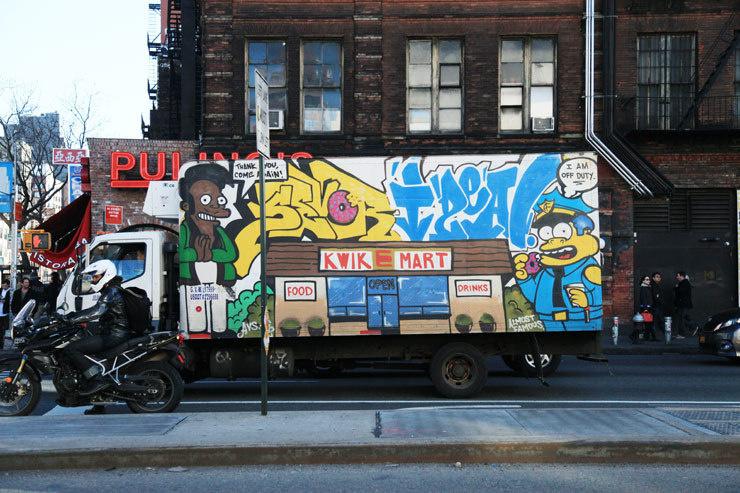 摄影师jaime rojo对纽约市的移动风景线叹为观止,只要走在街道上