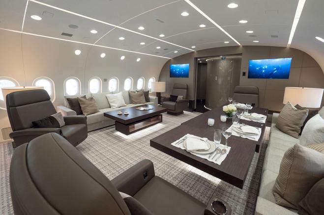 世界最豪华私人飞机被中国买家匿名购买