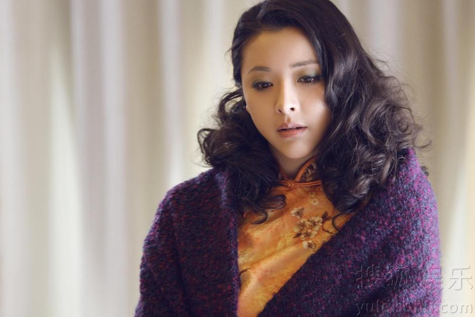 黄小蕾影视剧中旗袍盘点 呈现民国时代女性魅力