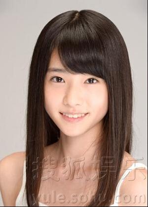 日本选拔国民美少女 12岁清纯初中生夺冠