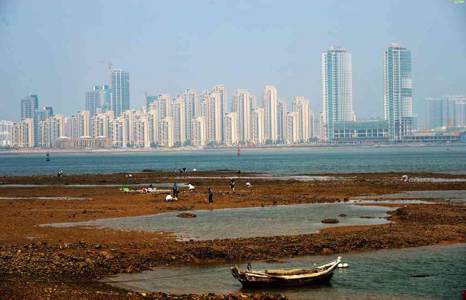 黄岛新区——位于青岛西海岸.