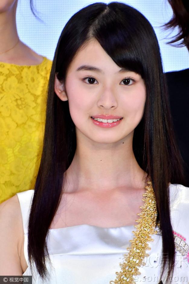 世界的美少女_日本美少女大赛冠军出炉13岁中学生清纯甜美-娱乐频道图片库-大