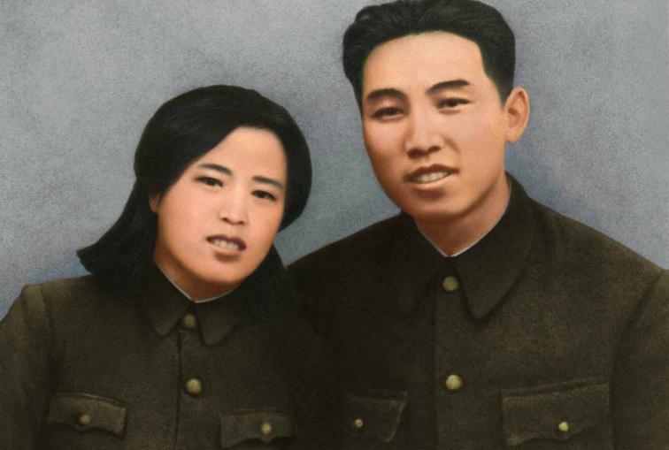 金日成原配夫人年轻照片曝光6859171-朝鲜频道图片库