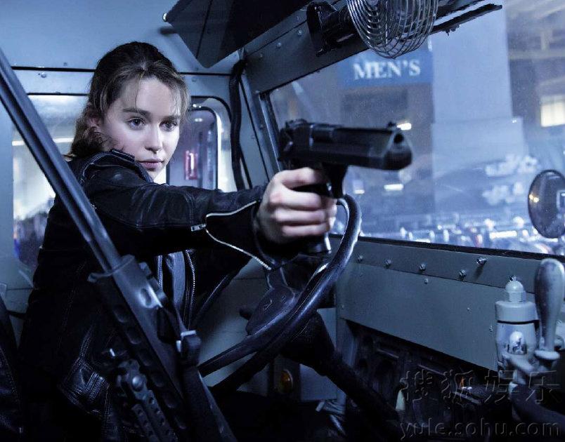 《终结者5:创世纪》(terminator:genesis),今日登上了英国著名国语杂电影听见天堂中文电影版图片