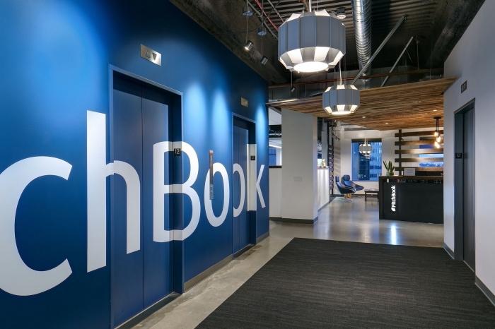 西雅图科技公司办公室设计