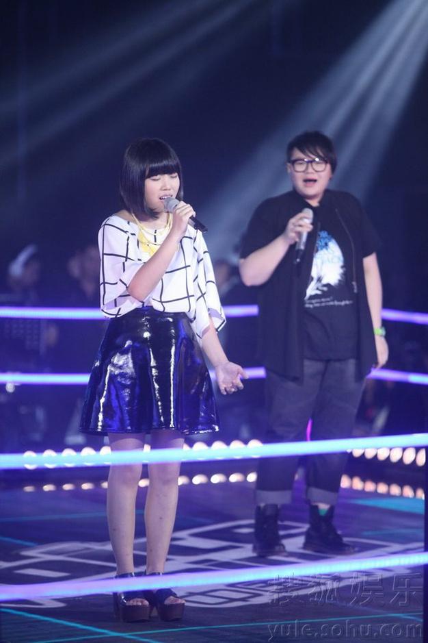 第二季《中国好声音》学员——唐荭菲