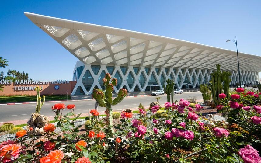 责编:陈酲                  摩洛哥 马拉喀什-迈纳拉国际机场 摩洛哥