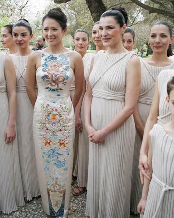 老上海旗袍花纹