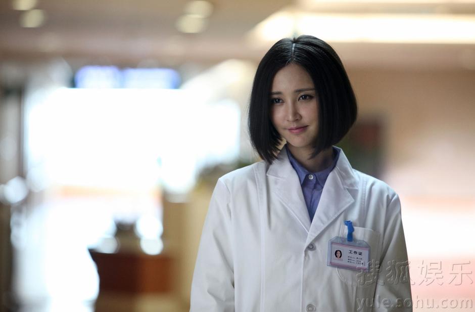 《老公的春天》将结局 张歆艺护士造型首曝光