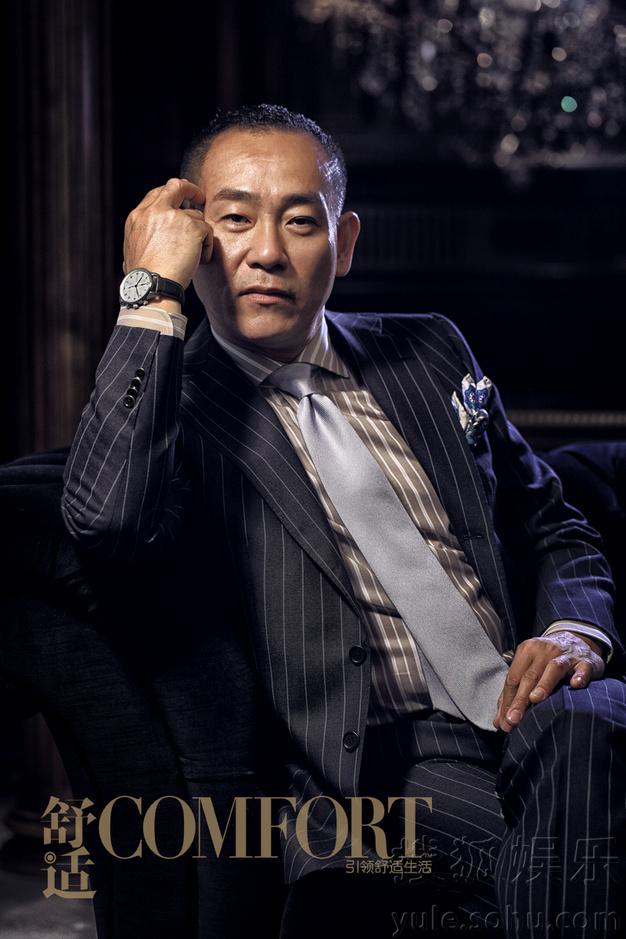 他最近也加盟吴宇森导演新片