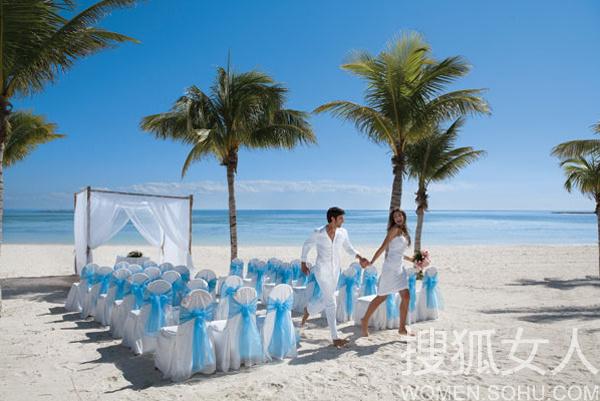 私人岛屿?全球顶级婚礼场地