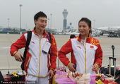 北京时间2012年8月14日,刚刚在伦敦奥运会上取得境外参加奥运会最好成绩的中国奥运代表团凯旋,抵达...