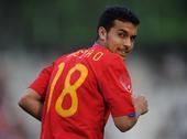 搜狐体育专访西班牙球星佩德罗。
