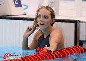 2012年8月5日,2012年伦敦奥运会女子50米自由泳,荷兰选手克罗莫维焦约夺冠。更多奥运视频>>...