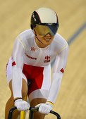 北京时间8月2日,伦敦奥运会场地自行车女子团体竞速赛预赛,中国队破世界纪录晋级。更多奥运视频>> 更...