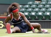 北京时间7月28日,伦敦奥运女网第一轮小威廉姆斯 VS 扬科维奇。以下为比赛精彩图片。更多奥运视频>...