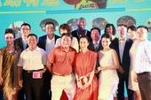 """昨晚,以""""运动有道 爱心无疆""""为主题的2012科比中国基金会慈善晚宴在上海璀璨举行。因折获2..."""