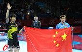 北京时间8月2日晚上22:30,万众瞩目的2012年伦敦奥运会乒乓球男单决赛正式拉开帷幕。最终世界排...