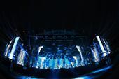 """汪峰2014""""峰暴来临""""超级巡回演唱会大连站于6月21日唱响大连金州体育场,能容纳近万人的体育场..."""