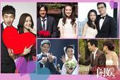 搜狐娱乐(胡淘夹/图文)娱乐圈里花上千万甚至过亿的盛大婚礼比比皆是 然而,并非所有的明星都穷尽奢华...