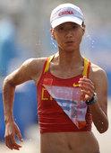 刘虹,中国女子田径队运动员,江西安福人,曾经在2008年北京奥运会上取得第四名,在去年的大邱世锦赛上...