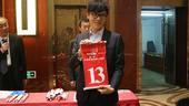 4月18日晚,第十四届倡棋杯中国职业围棋锦标赛本赛开幕式及抽签仪式在北京昆仑饭店举行,首轮对阵上届冠...