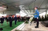 当地时间6月17日下午,刚刚抵达贝尔格莱德开始对塞尔维亚进行国事访问的国家主席习近平和夫人彭丽媛首先...