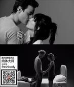陌生人在一起可以做点什么?不管你敢不敢,国外的摄影师们就设立了两个命题A 与陌生人接吻,B 与陌生人...