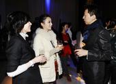 搜狐娱乐讯 (马森/图)2011搜狐电视剧盛典结束后举行了After Party,张朝阳与艺人吴奇隆...