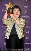 搜狐娱乐讯 2013年11月23日,第50届金马奖颁奖礼在台北举行,甄珍获终身成就奖。