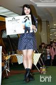 搜狐韩娱讯 昨日(4月23日),韩国女团miss A成员秀智携手代言的户外服饰品牌在首尔松坡区蚕室洞...