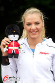2012年7月4日,2012年伦敦奥运会前瞻,奥地利七项全能美女拍摄精美写真。