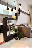 厨房创意多 小吧台营造大情趣