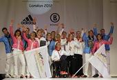 德国为了迎接伦敦奥运,设计了一组全新的奥运队服,其队服充分展示了全新奥运时尚。