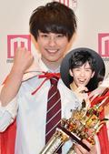 日前,日本最帅高中生评选出炉,本田响矢同学夺得冠军,但好像有点撞脸吴磊的感觉。