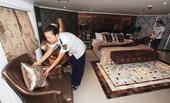 世界上首家航母舰上的主题酒店——滨海航母酒店项目已经进入最后的内部装修阶段。届时,游人可在航母上住...