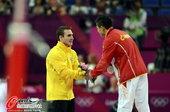 北京时间8月6日晚,2012年伦敦奥运会体操单项决赛继续进行。在男子吊环的比赛中,中国选手陈一冰遗憾...