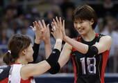 北京时间8月5日晚上,伦敦奥运会女排第五比赛日继续进行,A组一场强弱分明的比赛中,日本女排在伯爵宫体...