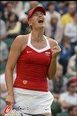 北京时间2012年8月3日,2012年伦敦奥运会网球女子单打1/4决赛,莎拉波娃2:0胜克里斯特尔斯...