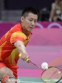 北京时间2012年8月2日,2012年伦敦奥运会羽毛球男单1/8决赛,陈金2:1胜茨威布勒。更多奥运...