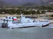 中国海军经过近些年的快速发展,大量老旧战舰被新舰替代,战斗力极大提升。以下是一组中国海军新锐装备高清...