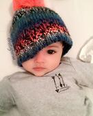 2017年3月14日报道,瑞典一小宝宝因完美五官走红,一堆萌照上传到社交网站上后,这名宝宝瞬间在网上...