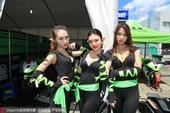 2016年泛珠三角赛车节开幕,性感赛车女郎妖娆妩媚引爆赛场。