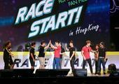 [2013年7月13日香港讯]7月13日,韩国超人气综艺节目《Running Man》四位主持晚上在...