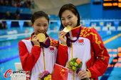北京时间7月29日晚,2012年伦敦奥运会进入第二个比赛日。在跳水女子双人3米板的决赛中,中国组合何...